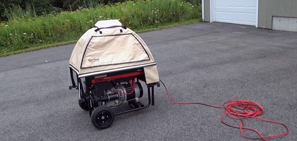 Portable Generator Be Used In The Rain